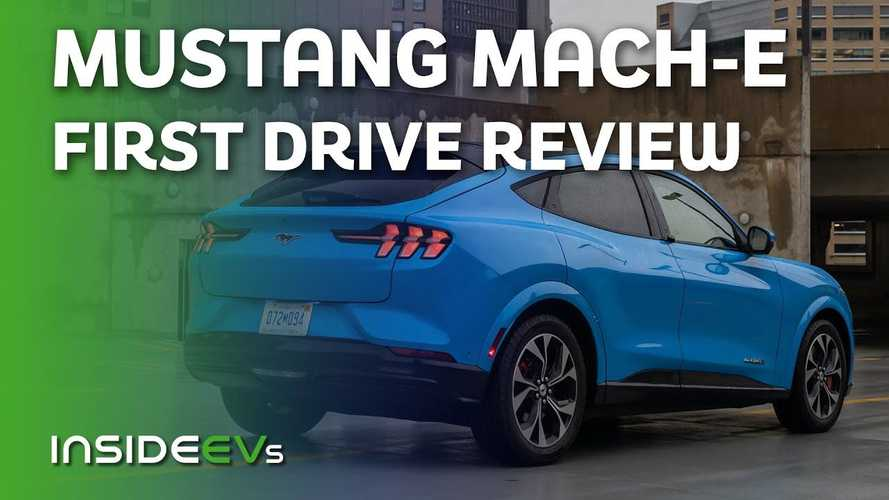 2021 Ford Mustang Mach-E First Drive Review: Deserving Of The Name?