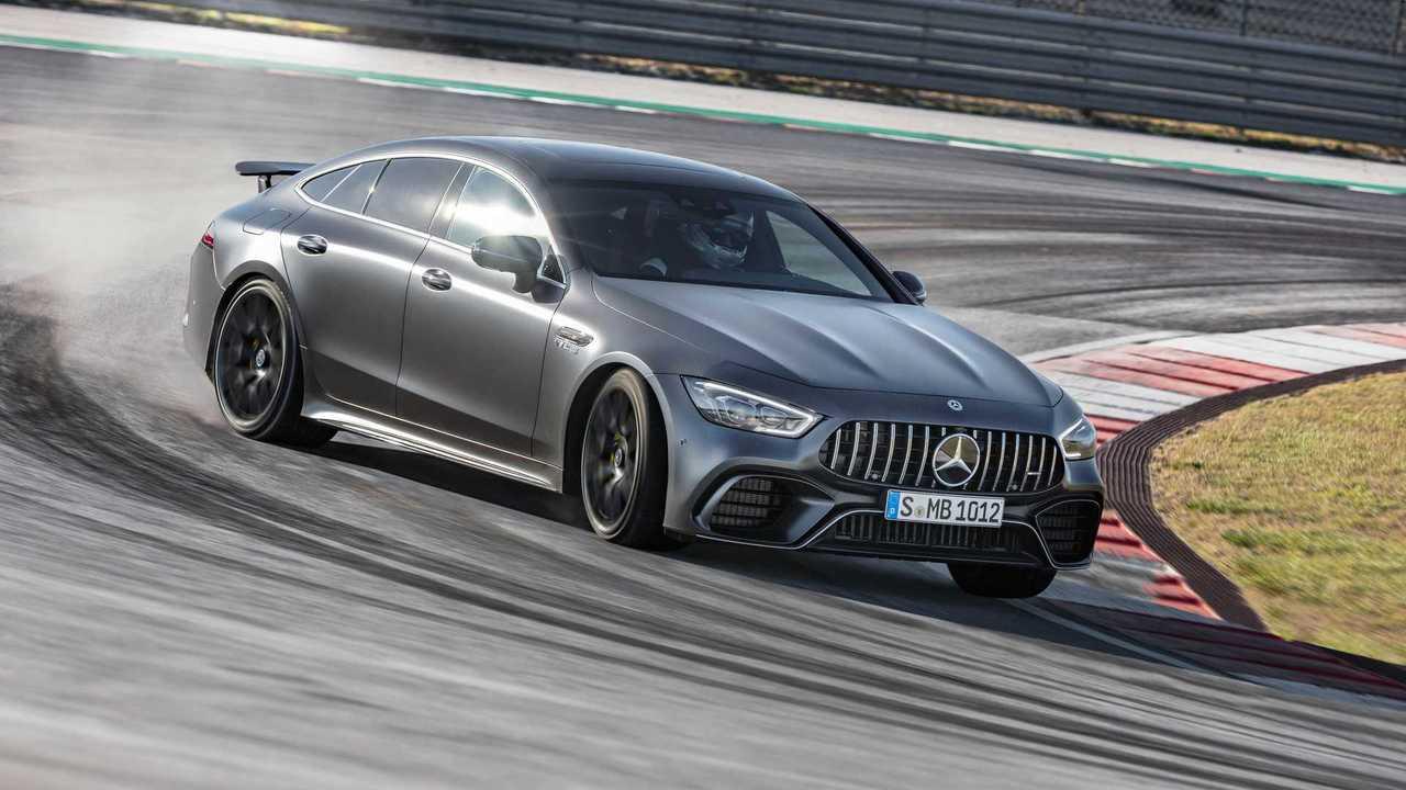 Mercedes-AMG GT 63 S 4MATIC+ Carbon