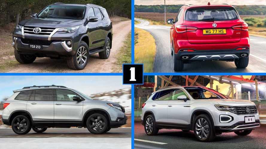 10 SUVs und Geländewagen, die wir gerne in Europa hätten