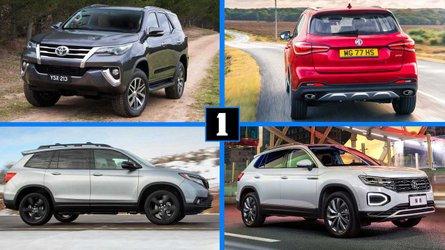 10 SUV y 4x4 'extranjeros' que podrían triunfar en Europa