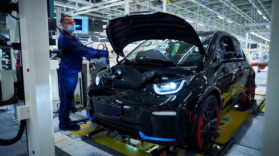 BMW produzirá carros 100% elétricos em todas as fábricas na Alemanha