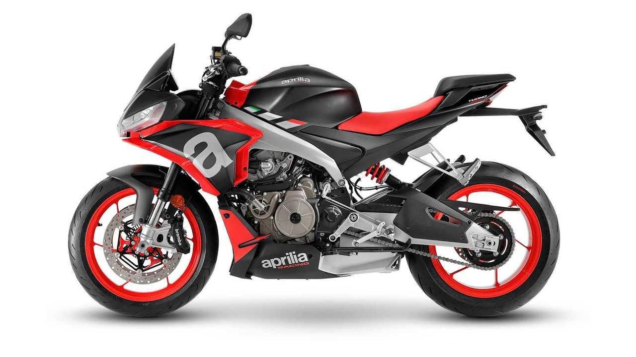 2021 Aprilia Tuono 660 - Concept Black (Side)