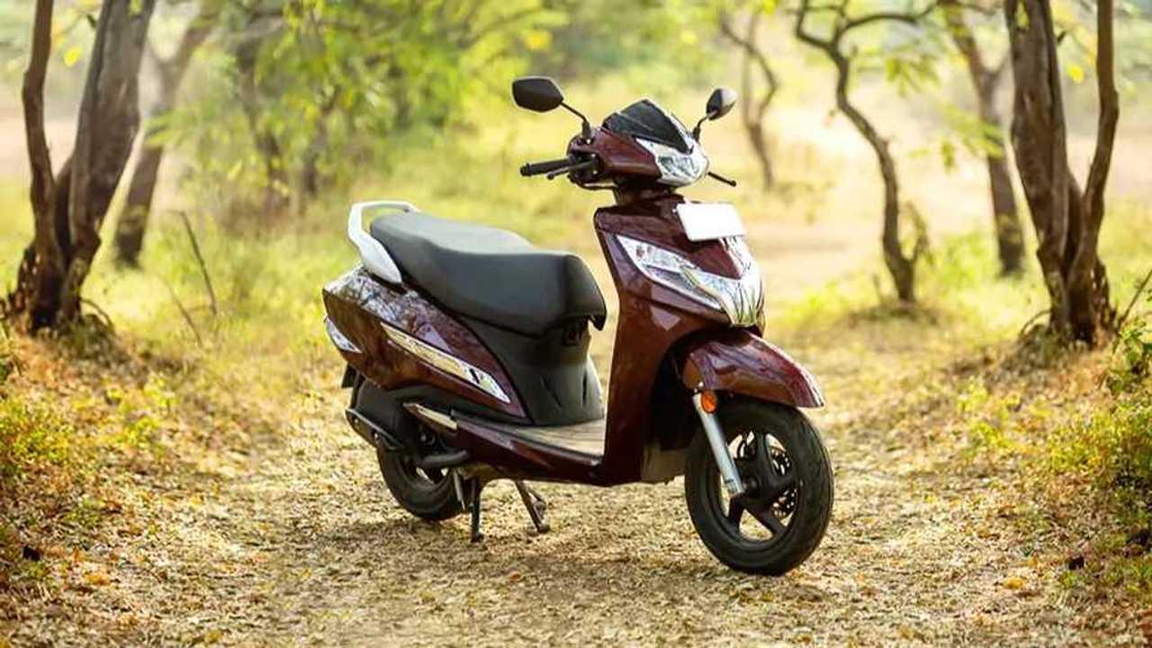 2020 Honda Activa 125 BS6