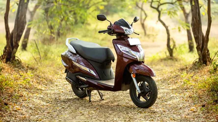 The Honda Activa Is The Largest Selling Scooter In India