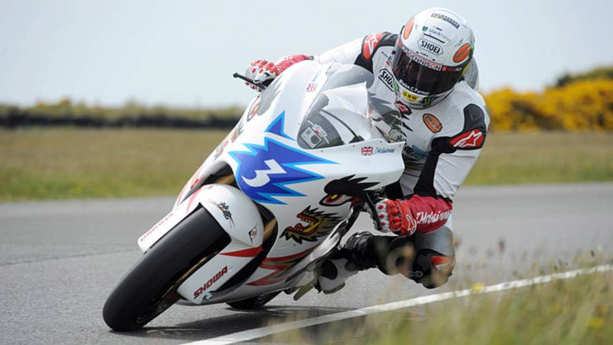 John McGuinness rides the Mugen Shinden Ni