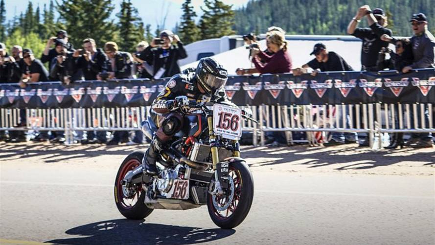 The Victory Project 156's Pike's Peak Effort DNF