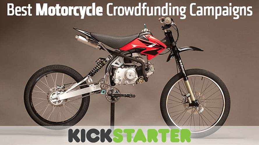 Kickstarter Campaigns For Motorcyclists