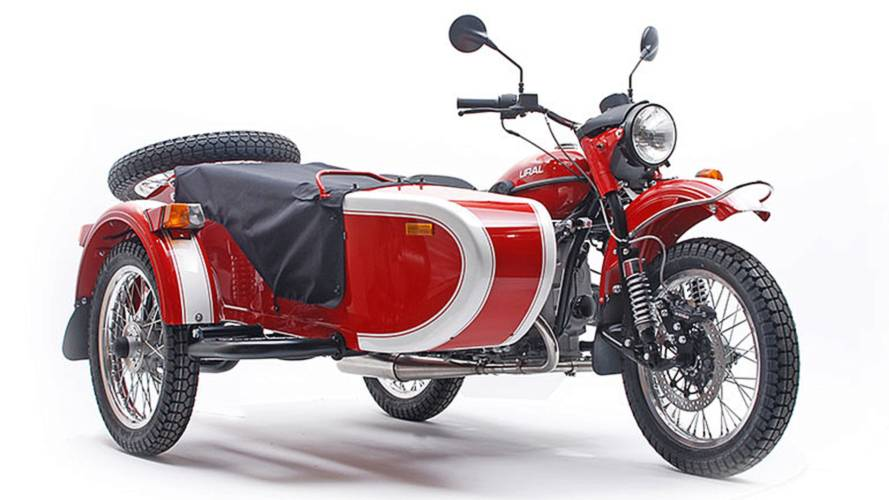 Ural's 2014 Lineup Is The Most Comprehensive Upgrade In 10 Years