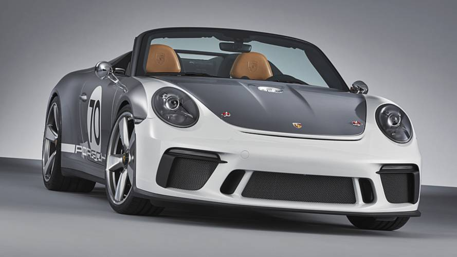 How The Porsche 911 Got Its Name