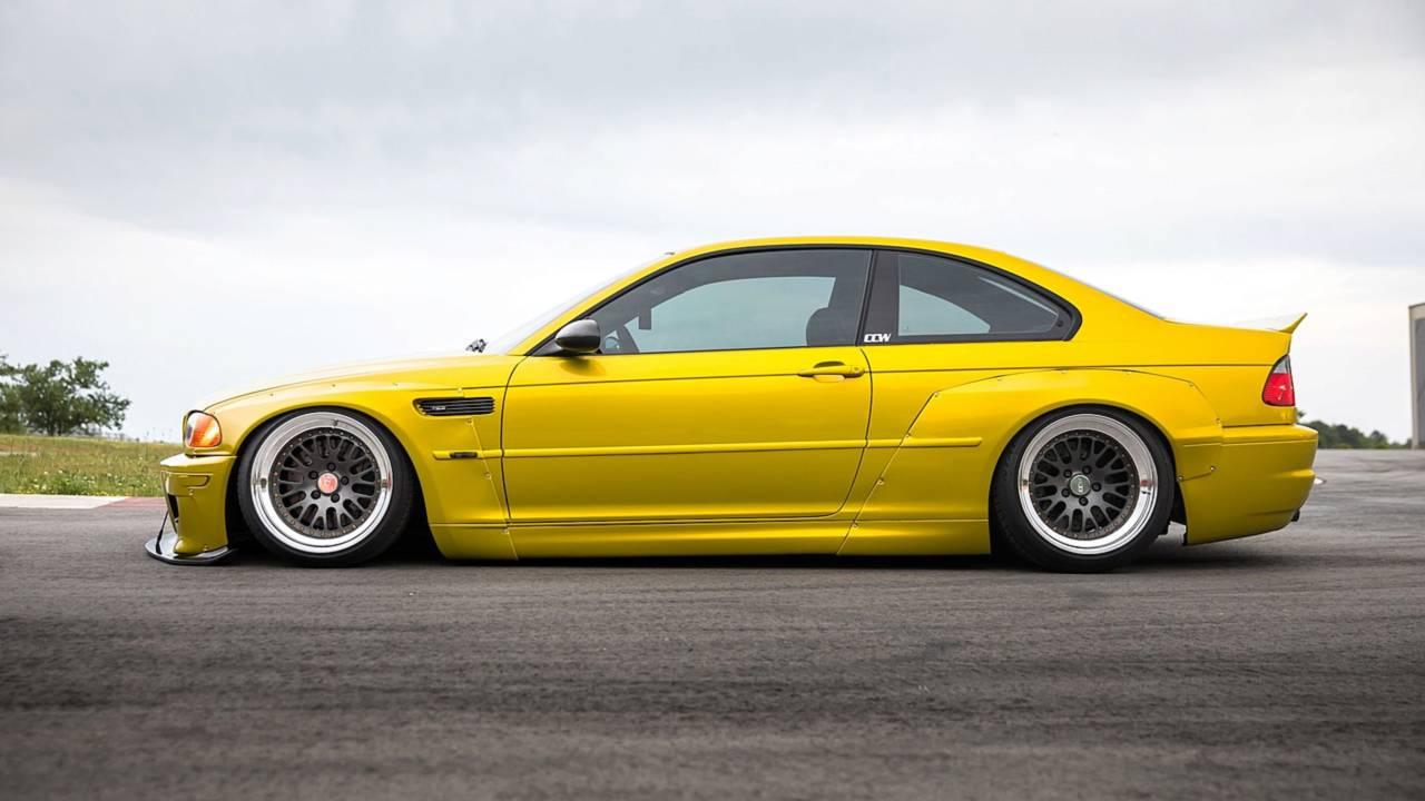 Pandem Rocketbunny Gövde Kitli BMW M3 E46