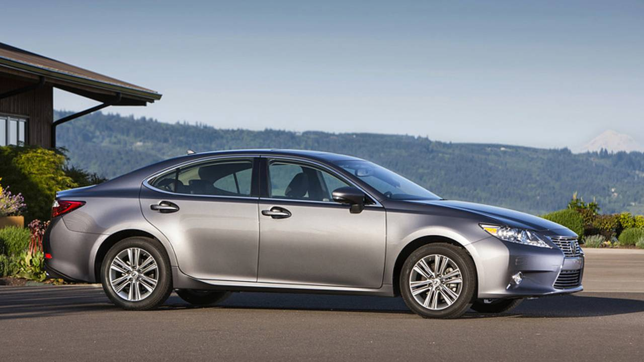 First Drive Review: 2015 Lexus ES350–A Whole Lot of Luxury