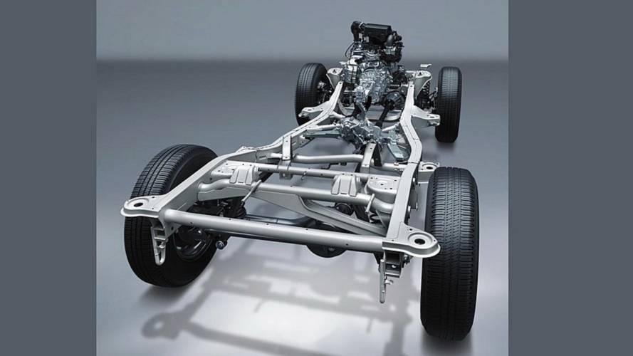 Suzuki Jimny hivatalos fotók