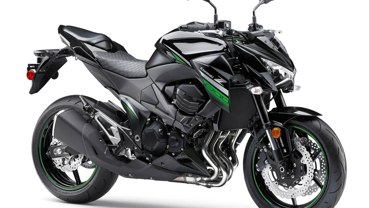 A New Middleweight Naked, the 2016 Kawasaki Z800