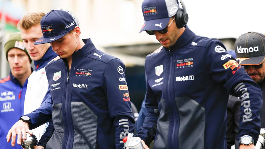 Verstappen, Ricciardo Ordered To Apologize At Red Bull Factory