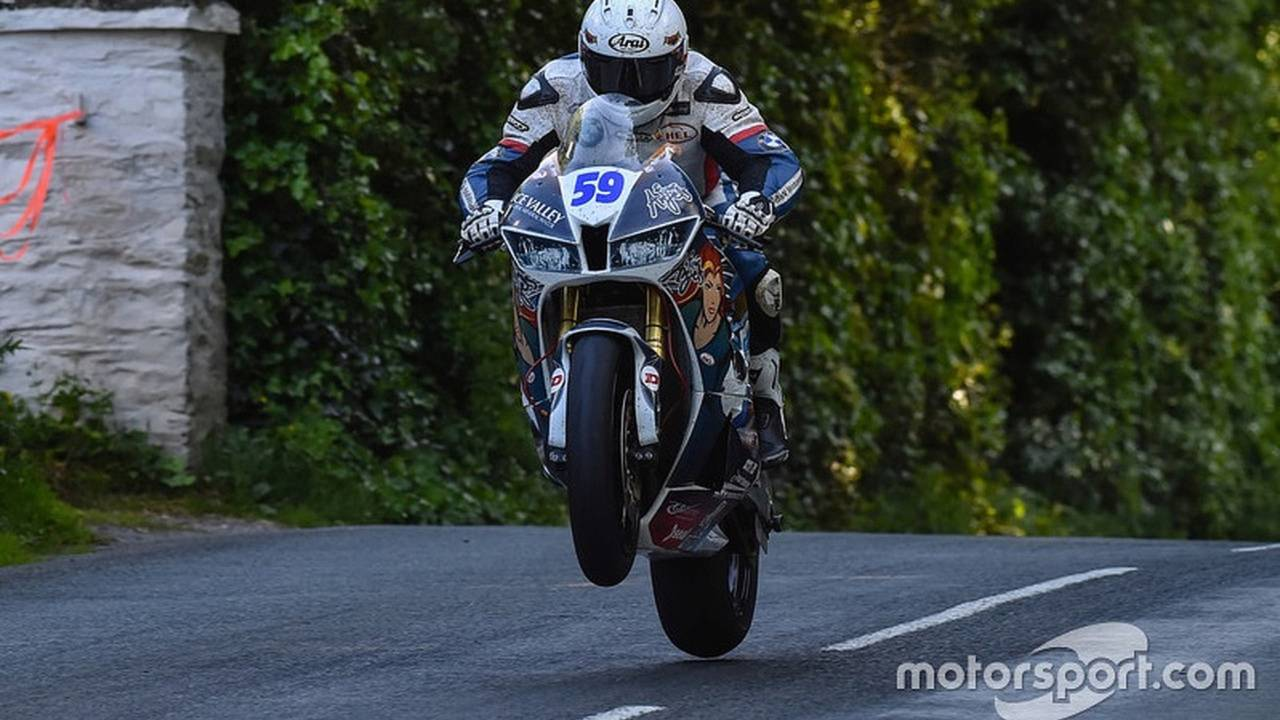 Paul Shoesmith was killed at the 2016 Isle of Man TT