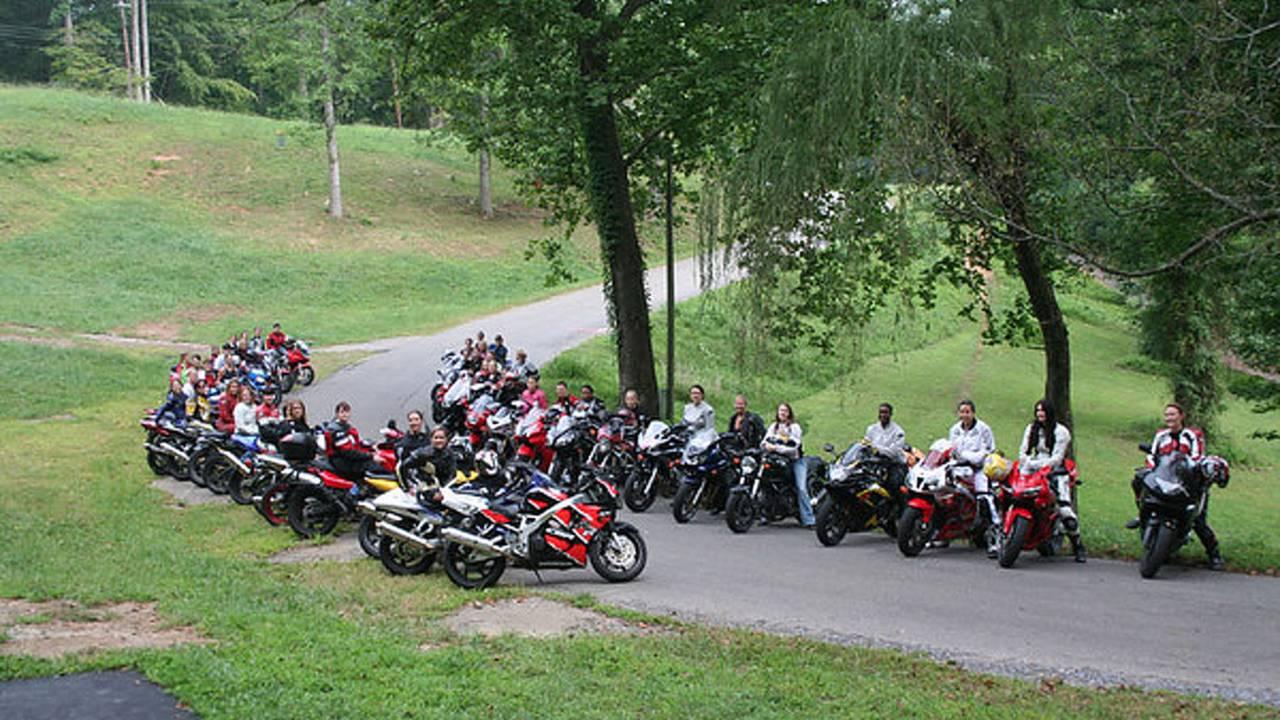 Take a Trip: Go to the Women's Sportbike Rally in Big Bear