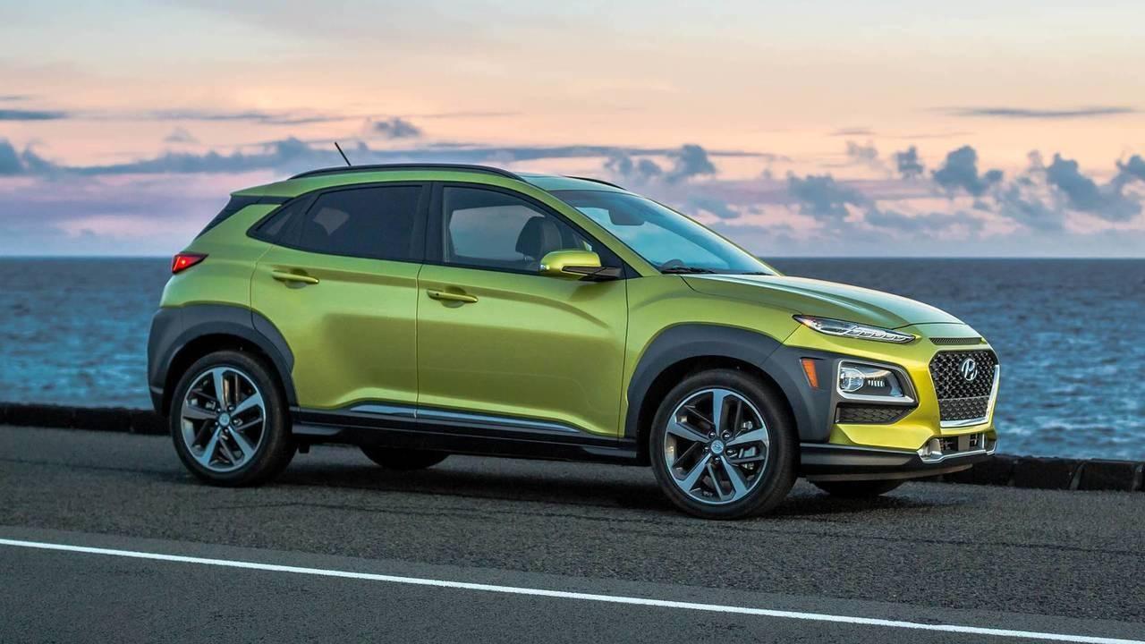 3.- Hyundai KONA 1.0 T-GDI 120 CV: si buscas un SUV