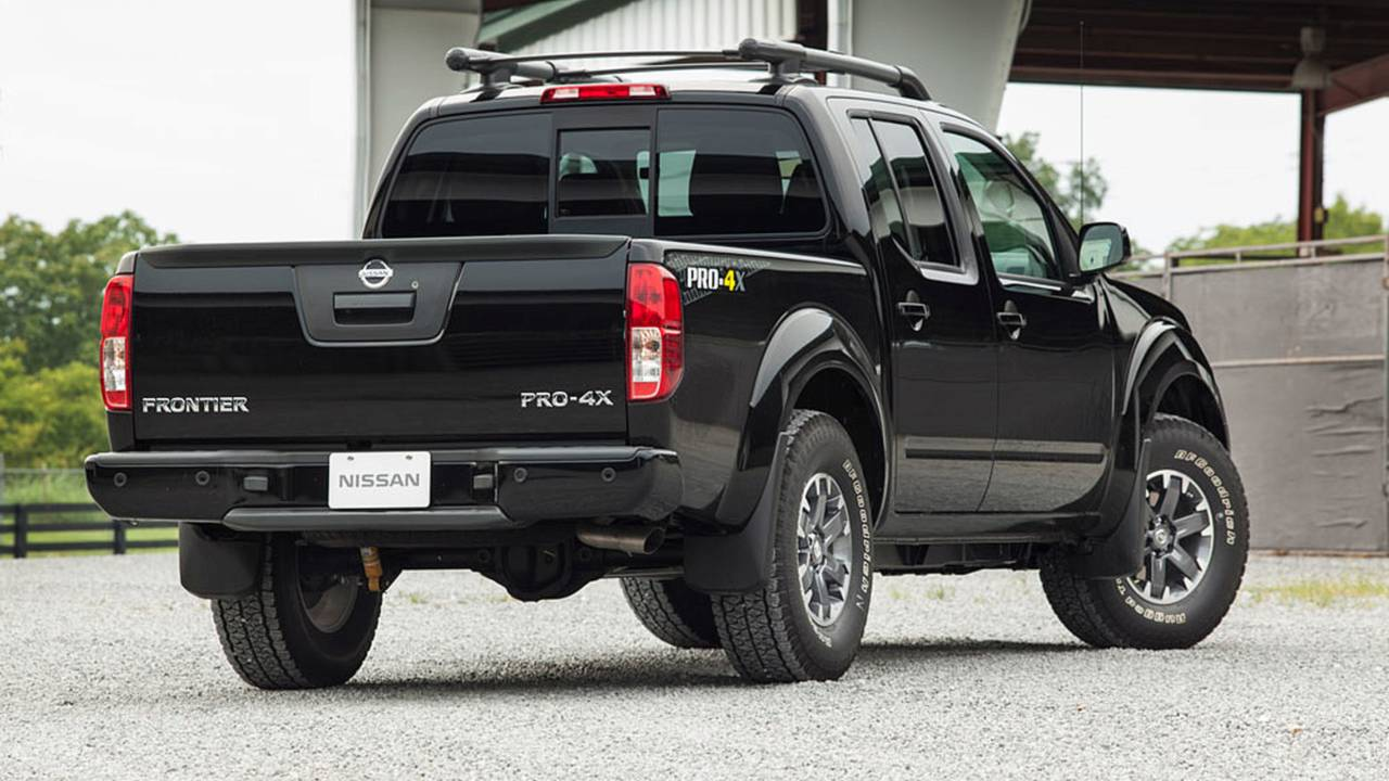 Sup Bro The 2016 Nissan Frontier Pro 4x