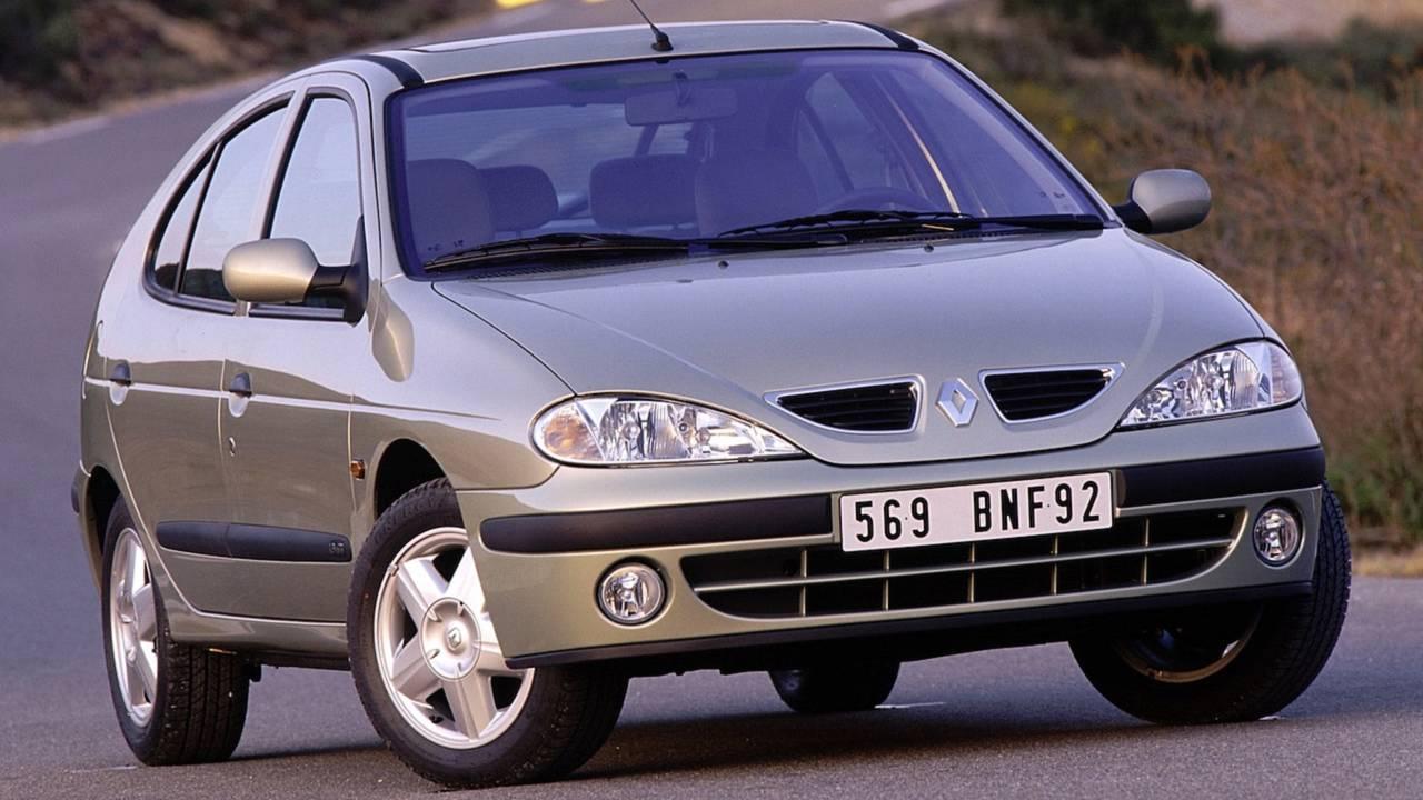 1997 - Renault Mégane