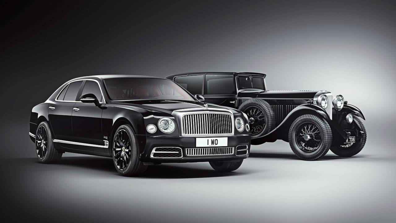 Mulsanne WO Edition and 8-Litre