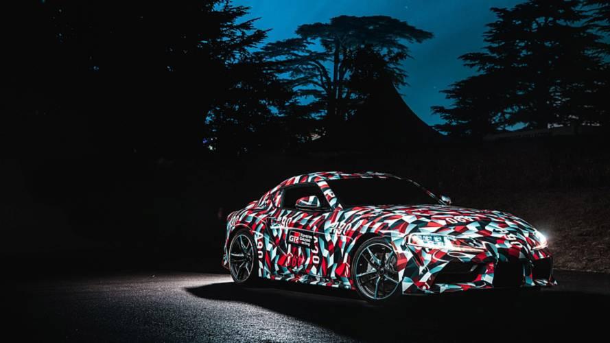 Réservez l'une des 900 premières Toyota Supra !