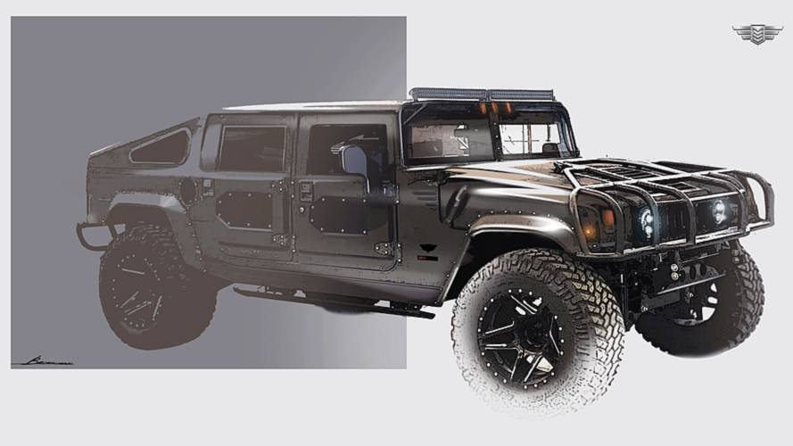 Mil-Spec Hummer H1 Second Edition
