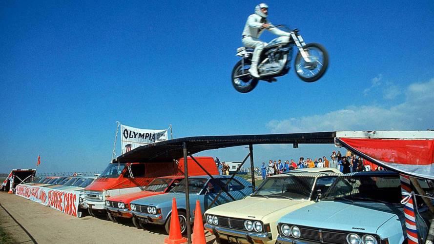 Top 5 Raddest Evel Knievel Toys