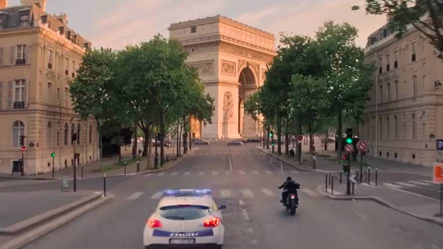 MI6 Teaser Shows Epic Tom Cruise Chase In Paris on BMW