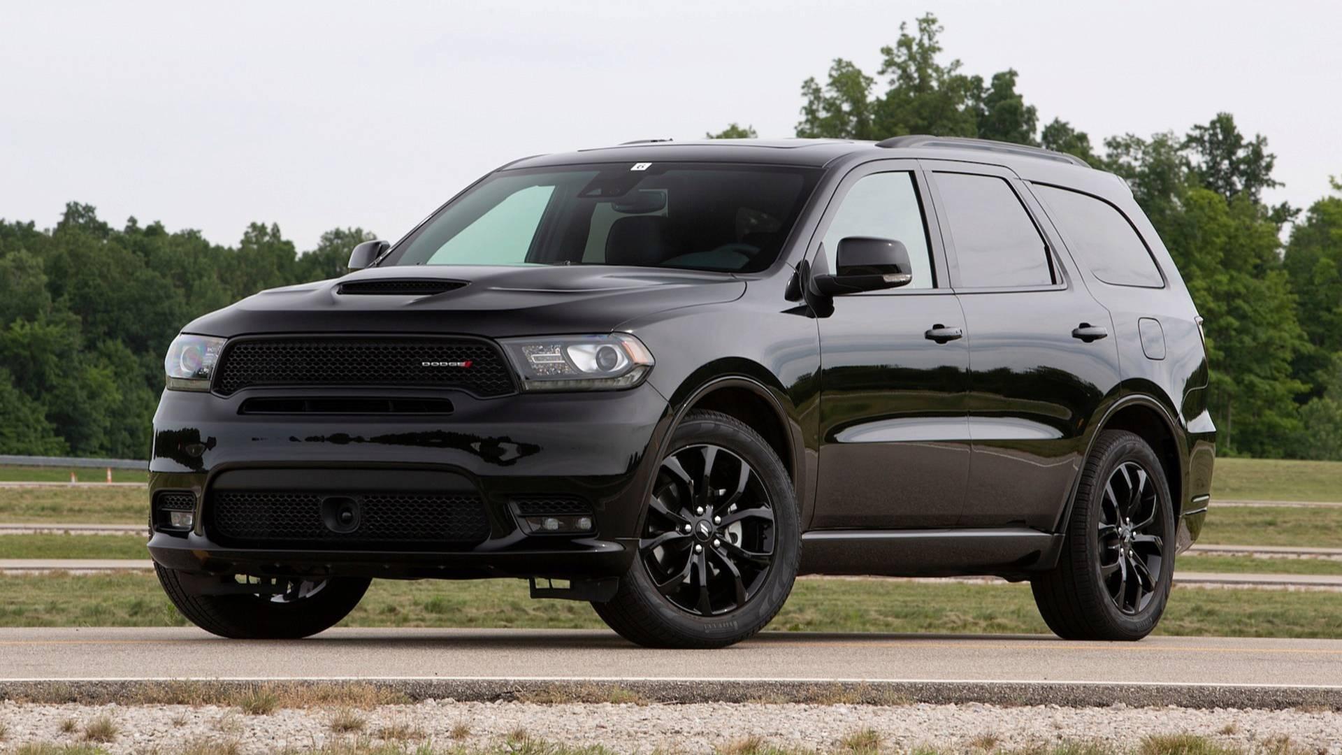 2019 Dodge Durango Gt Gets An Srt Inspired Face And Hood