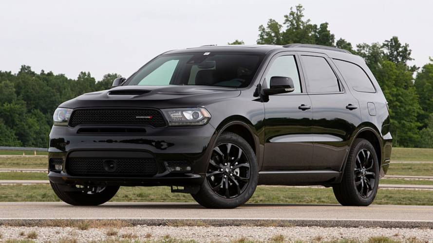 2019 Dodge Durango GT Gets An SRT-Inspired Face And Hood