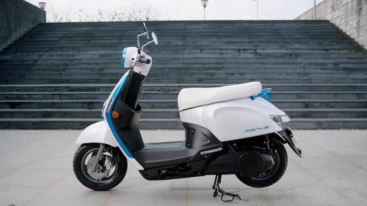 Kymco Ionex Many EV Motosikleti