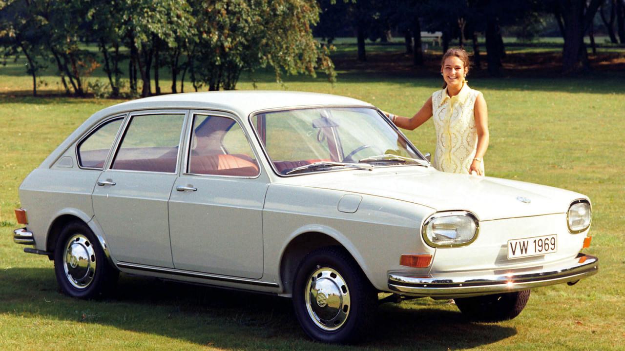 """VW 411: """"Nasenbär"""""""