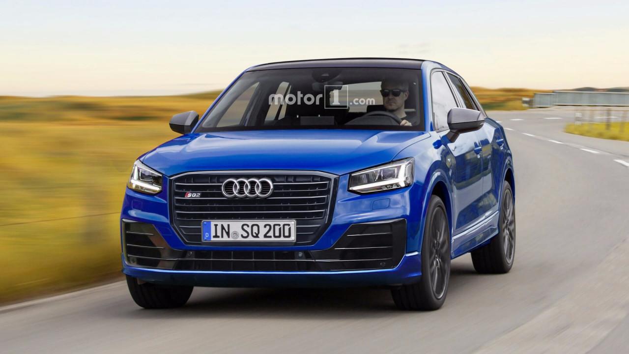 Audi SQ2 – 2018