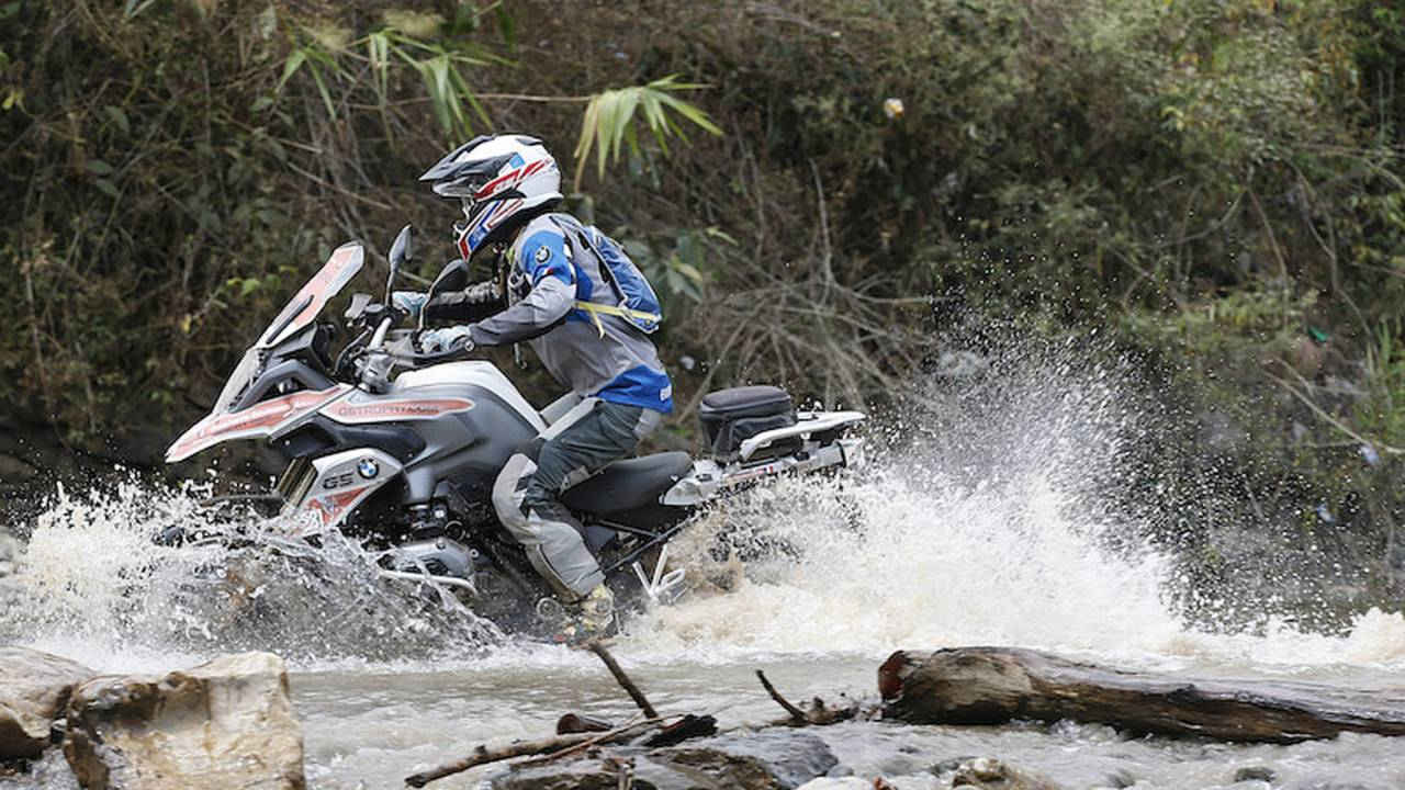 BMW GS Series to Get Variable Valve Timing?