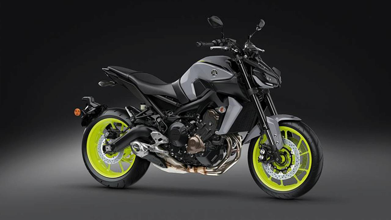 Yamaha Announces High-End MT-09 SP for 2018