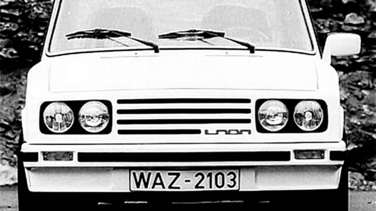 Lada - Porsche 2103