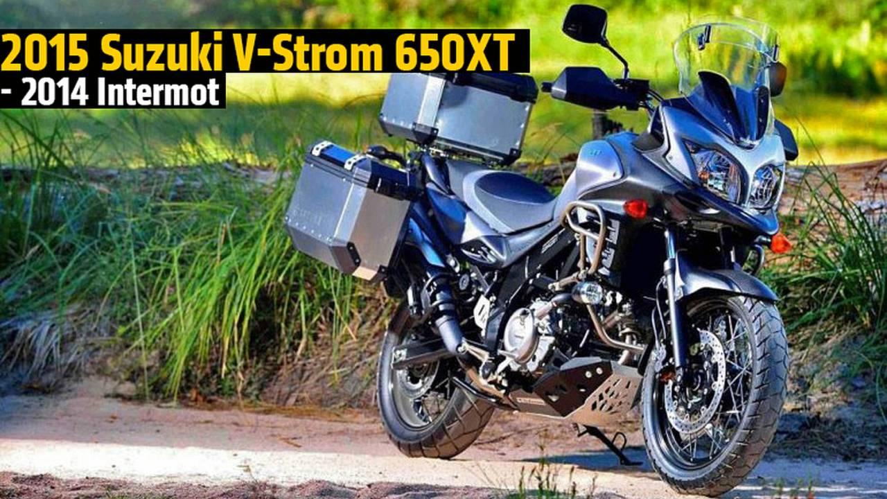 Suzuki V-Strom 650XT - 2014 Intermot