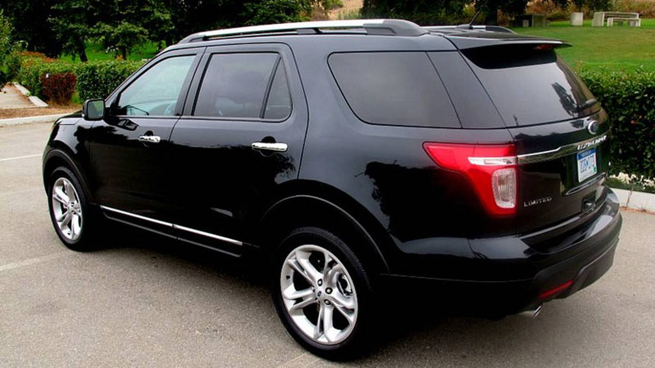 Driven 2014 ford explorer limited 4wd v6