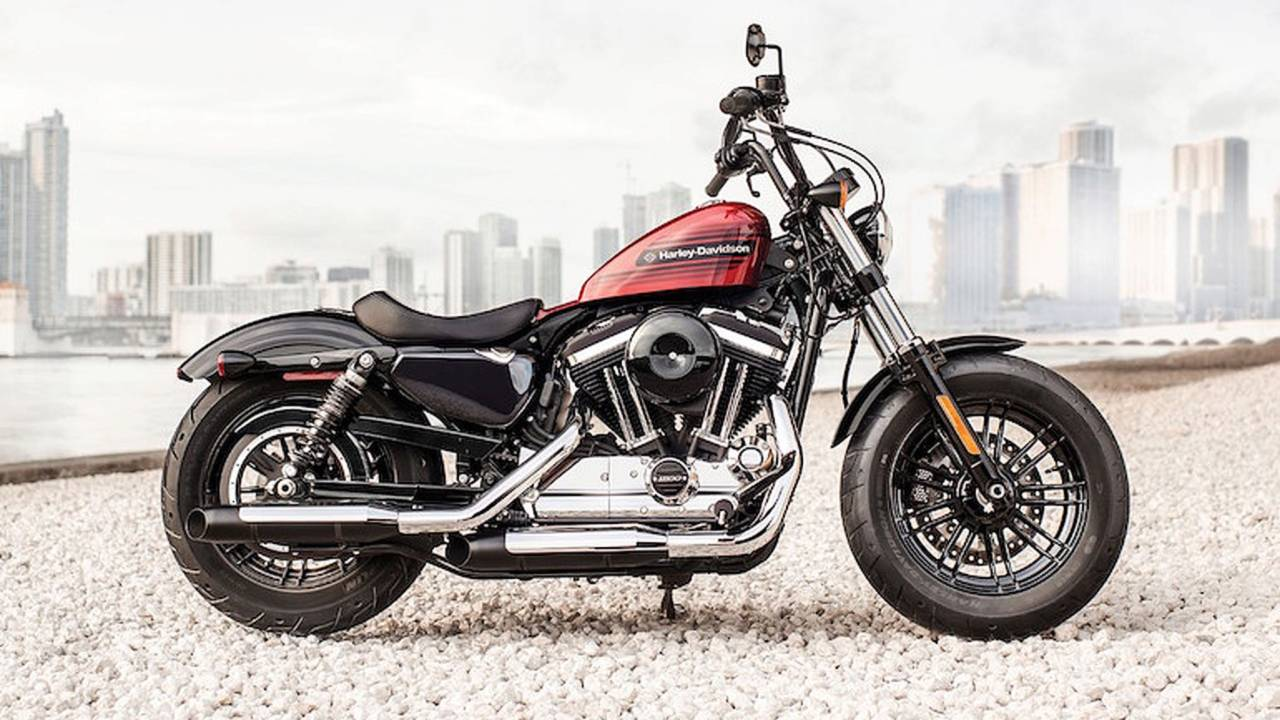 Forty Eight Special Harley Davidson
