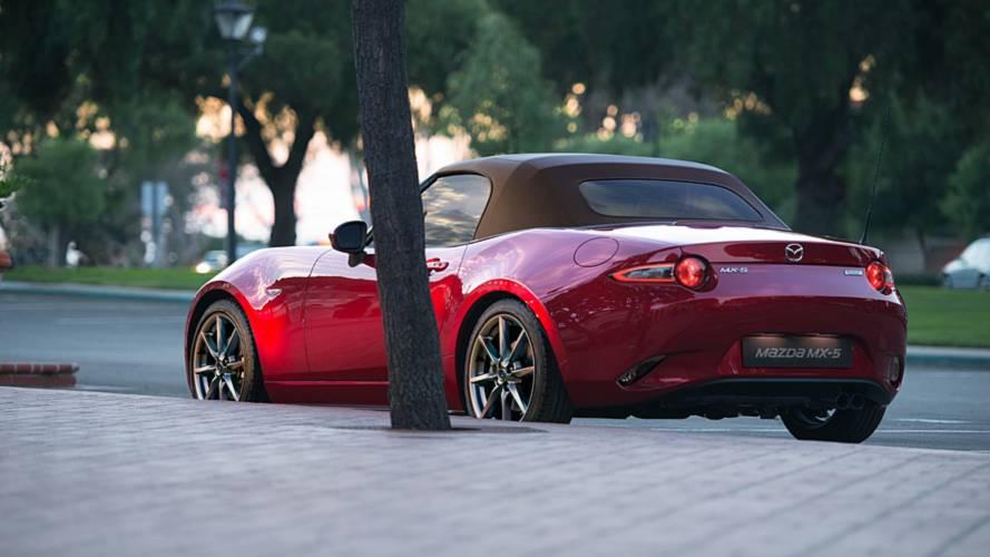 Mazda MX-5 nouveau millésime
