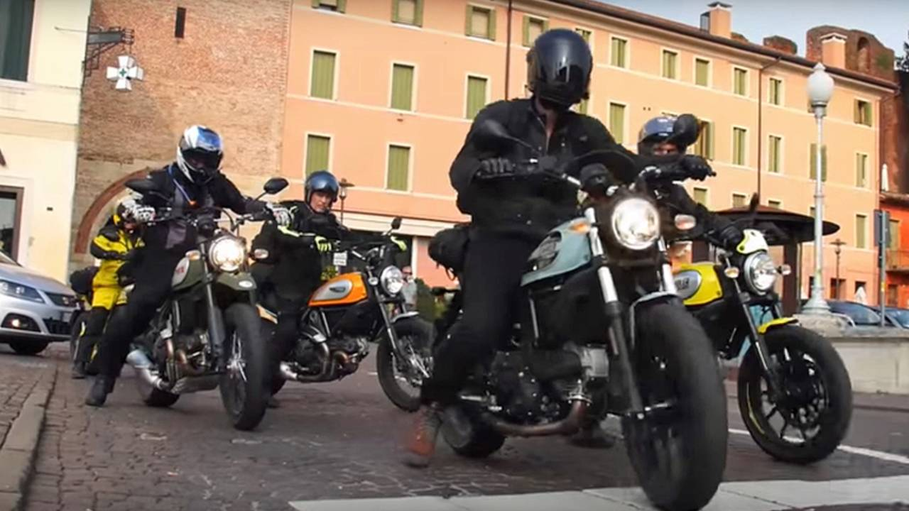 Video of the Day: MotoGeo Scrambling Around Italy