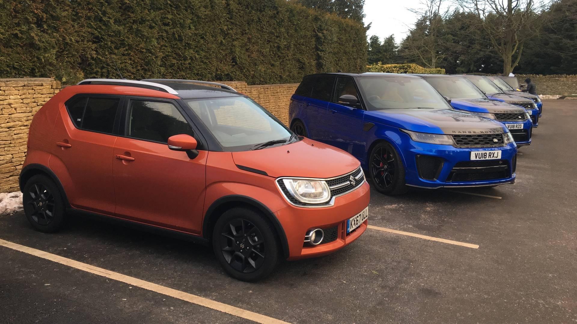Suzuki Ignis 1 2 Sz5 Allgrip Living With It