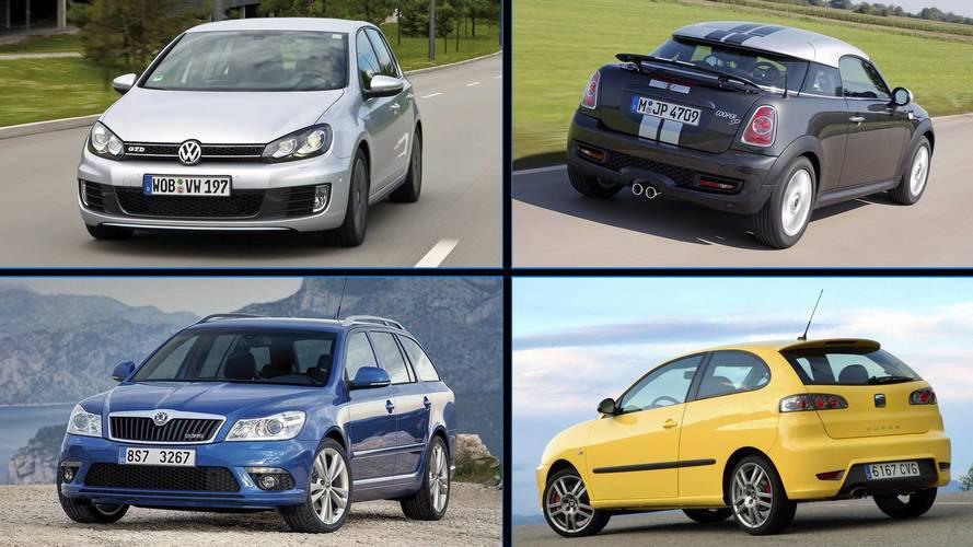 10 deportivos diésel de segunda mano: ¿interesa comprarlos?
