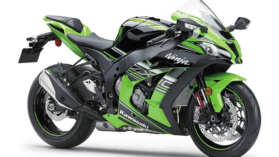 First Look at the All-New 2016 Kawasaki Ninja ZX-10R