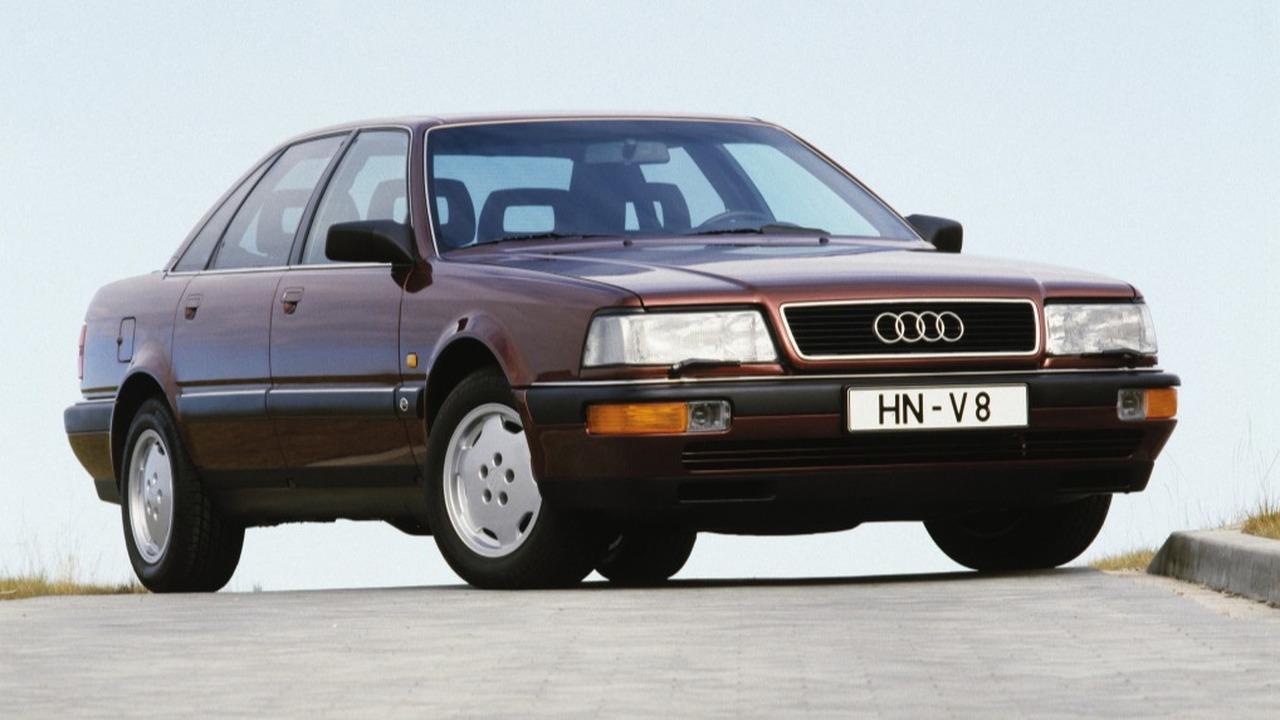 Audi V8 quattro (1988 - 1993)