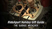 for your garage wrencher rideapart holiday gift guide