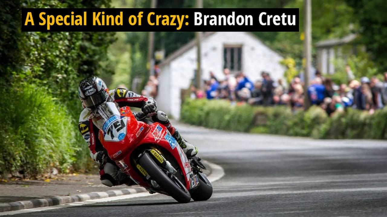 A Special Kind of Crazy: Brandon Cretu