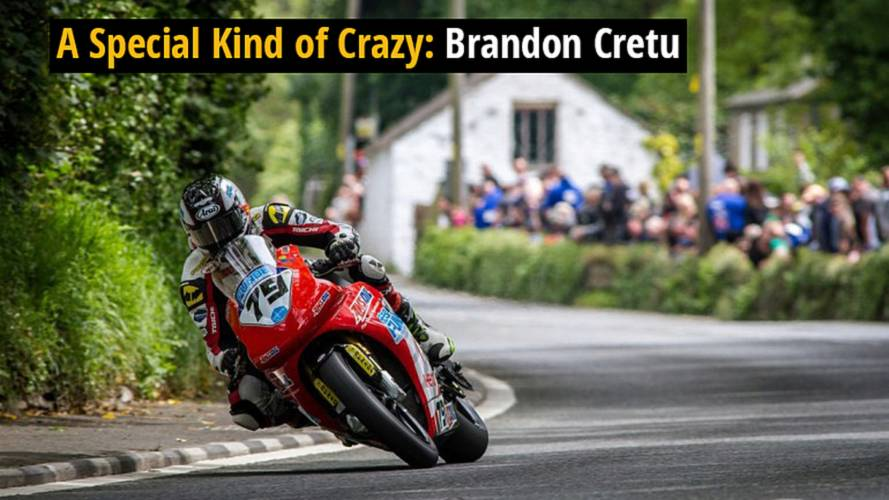 A Special Kind of Crazy: Brandon Cretu