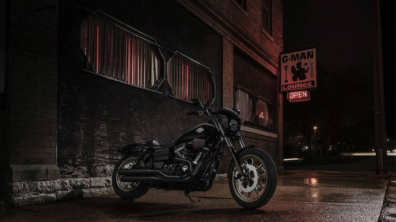 Harley-Davidson Unveils Two 'New' Models for 2016