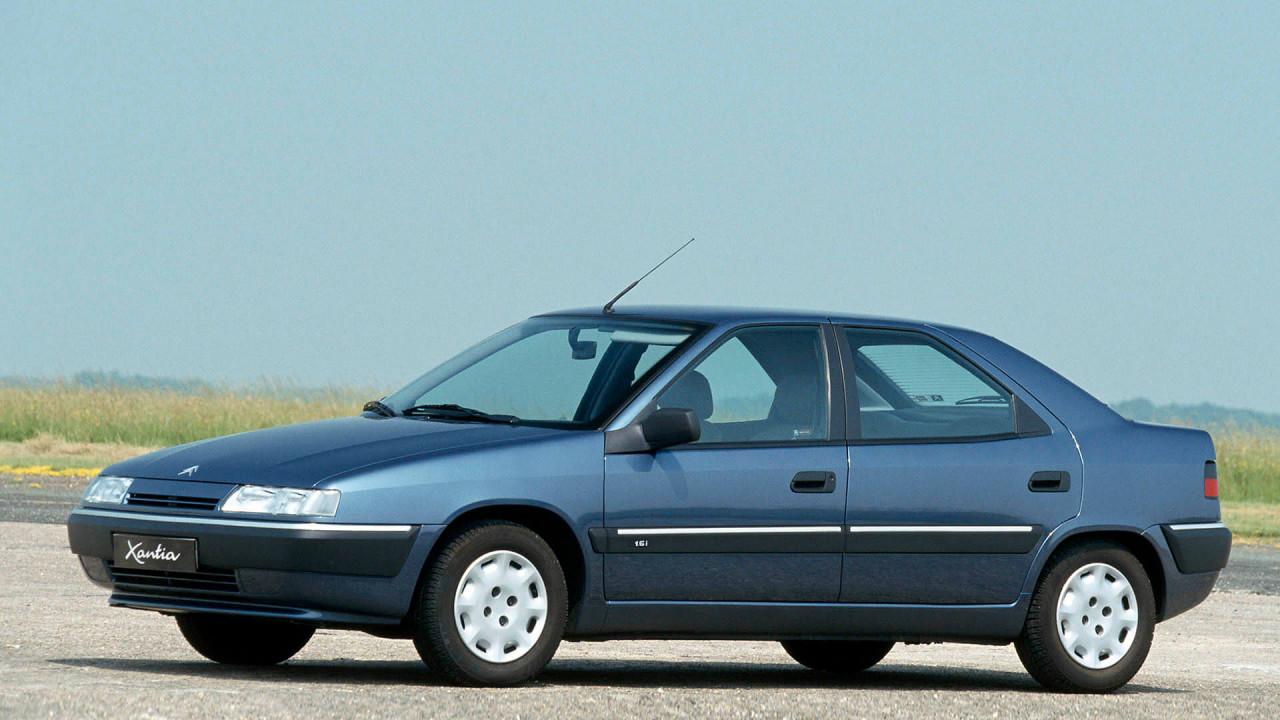 25 Jahre Citroën Xantia